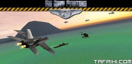 بازی موبایل www.campfa.ir Air Navy Fighters v1.1