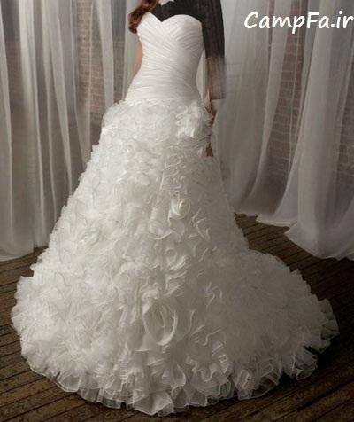 www.campfa.ir|مدل های لباس عروس ۲۰۱۳