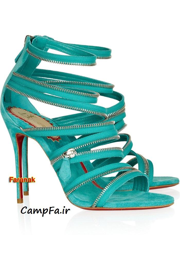 مدل کفش زنانه 2013 (سری اول) | www.campfa.ir