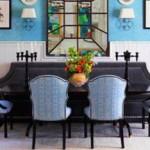 دکوراسیونی زیبا برای اتاق غذاخوری با نکات زیر