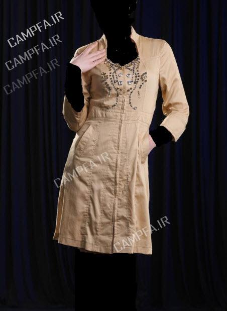مدل های جدید مانتو سال 1392 - www.campfa.ir