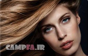 ۴ محلول خانگی برای داشتن موهایی زیبا|www.campfa.ir