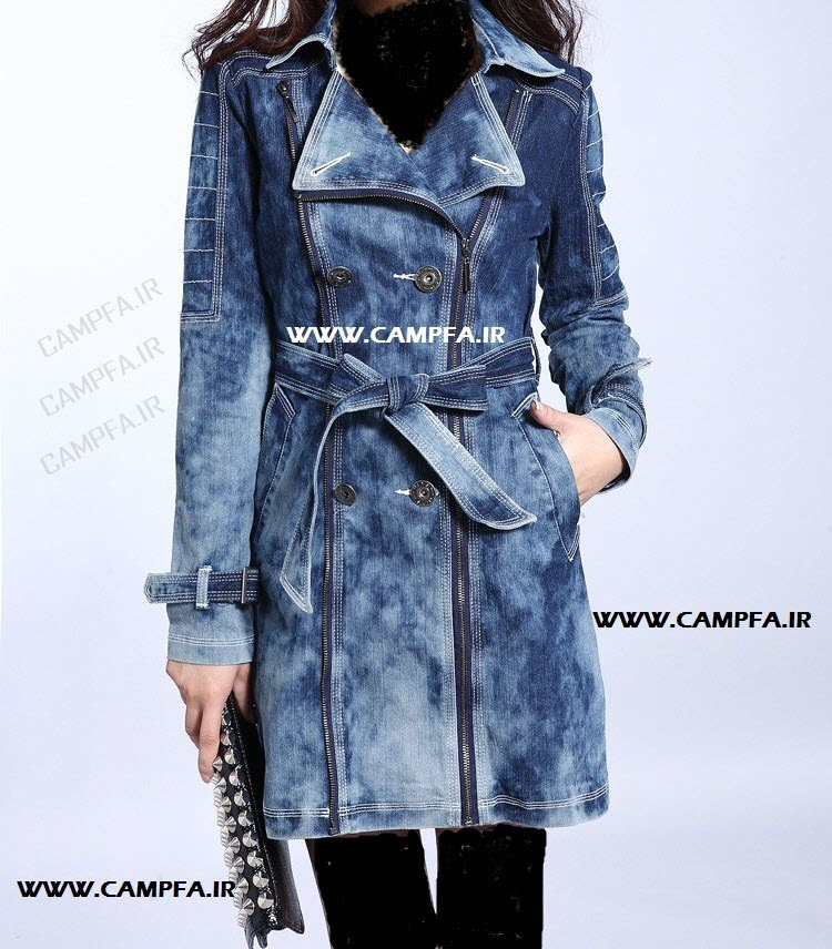 مدل مانتو طرح جین 2013 |www.campfa.ir