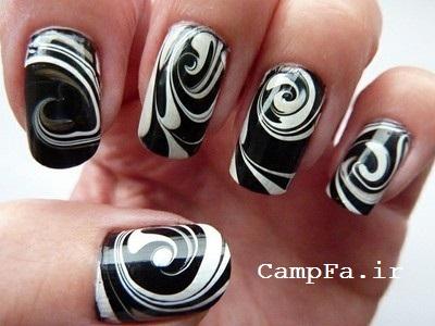 مدل های جدید طراحی و دیزاین ناخن 2013 | www.campfa.ir