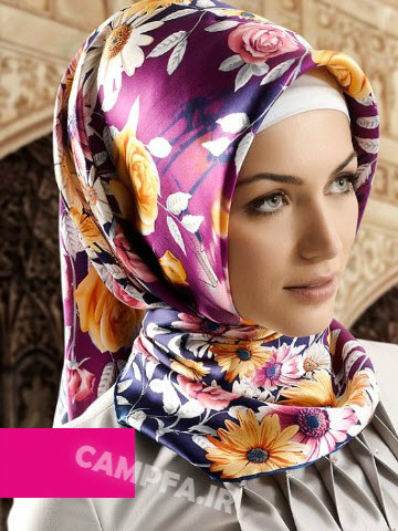 مدل های روسری استانبولی 2013 - www.campfa.ir