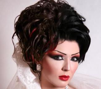 جدیدترین مدل مو عروس 2014