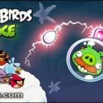 دانلود پرندگان خشمگین فضانورد با مراحل اضافه Angry Birds Space HD v1.3.0