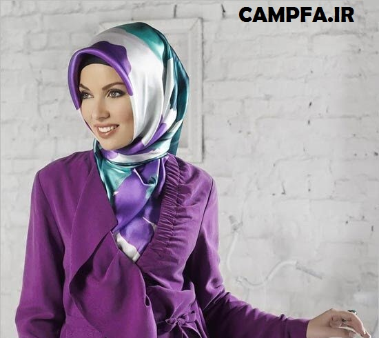 ست مانتو وروسری جدید 92 www.campfa.ir