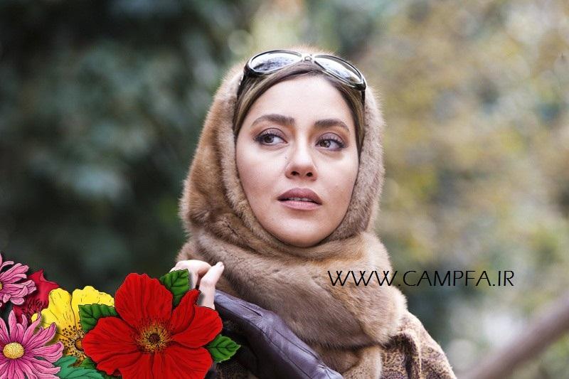 2139 انتخاب بهاره کیان افشار به جای آنجلینا جولی-www.campfa.ir