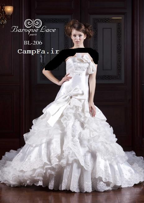 مدل لباس عروس اروپایی 2013 | www.campfa.ir