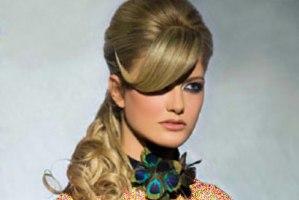 مدل های جدید موی باز ۲۰۱۳