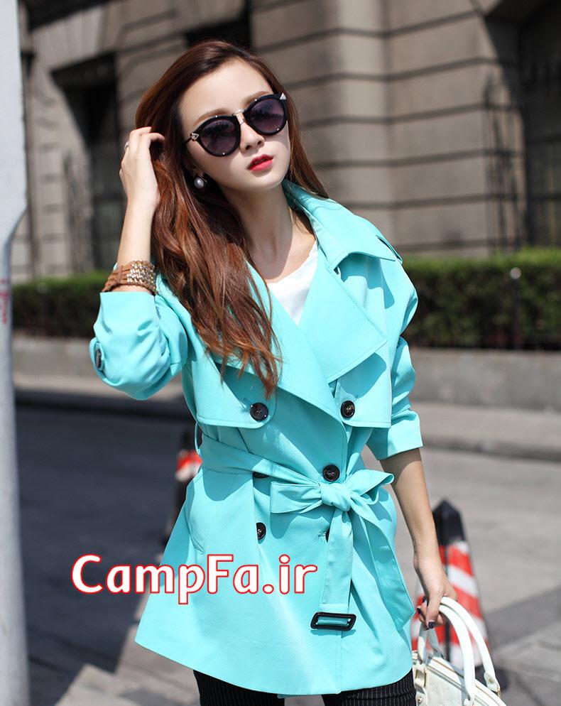 مدل مانتو و پالتو دخترانه پاییزی کره ایی سال 92 www.CampFa.ir