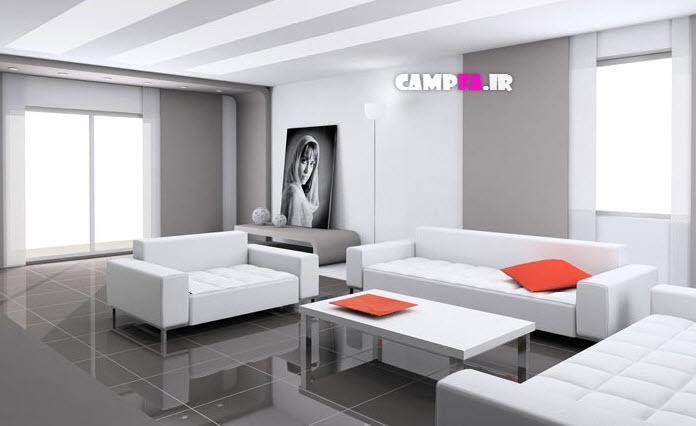 مـدل دکوراسیـون داخـلی منـزل| wWw.CampFa.ir