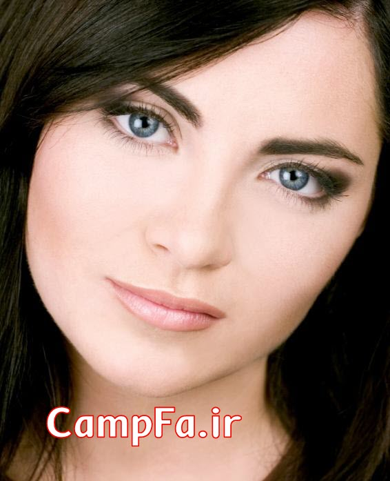 مدل های جدید آرایش صورت 2013-2014 www.CampFa.ir