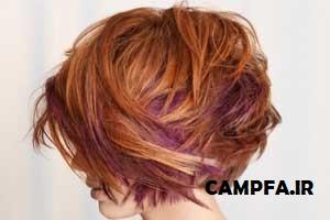 چه رنگ های لایتی برای موها مناسب تر است؟ www.campfa.ir