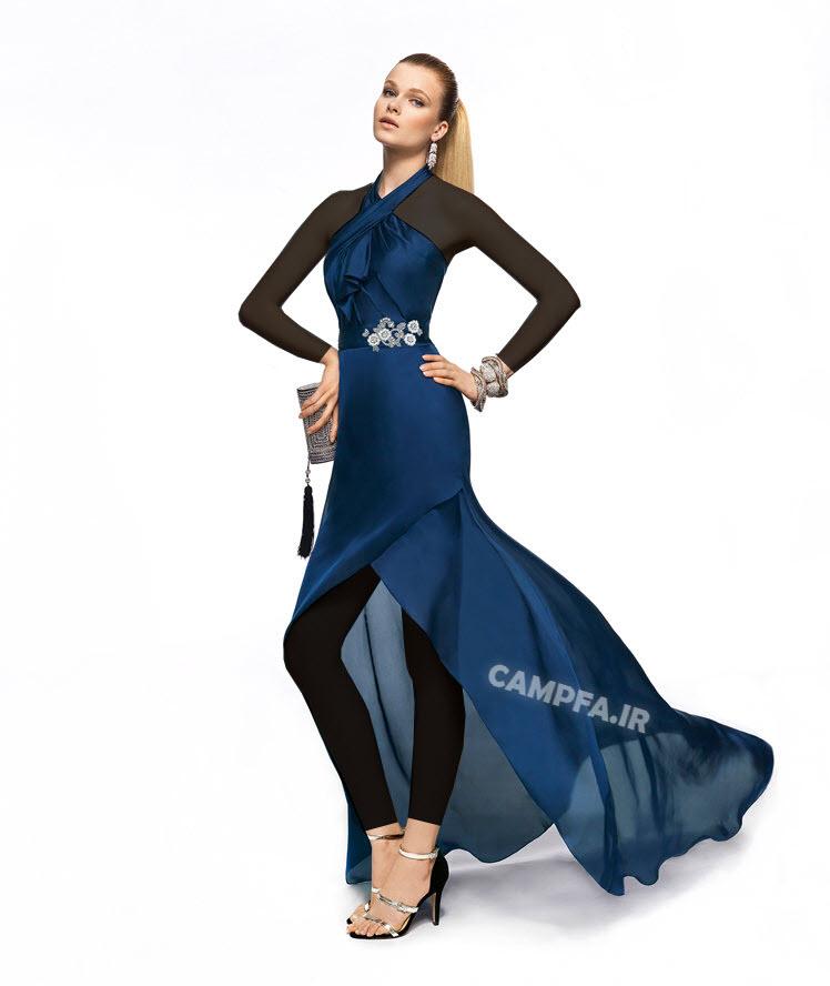 www.campfa.ir مدل لباس شب اسپانیایی 2013 (سری دوم)