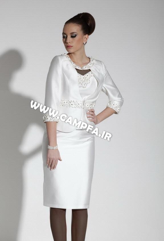 کت و دامن مجلسی زنانه در طرح های جدید 2013 www.campfa.ir