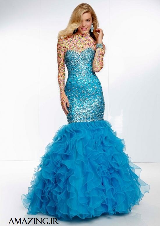 مدل لباس مجلسی 2014 , مدل لباس نامزدی , مدل لباس عروس 2014