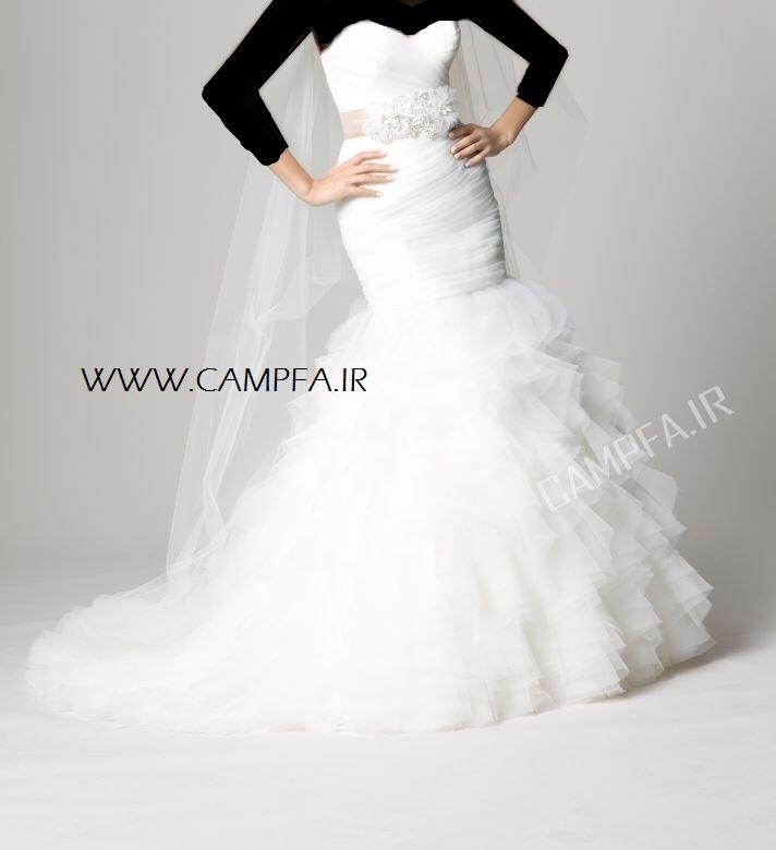 مدل های جدید لباس عروس 2013 - www.campfa.ir