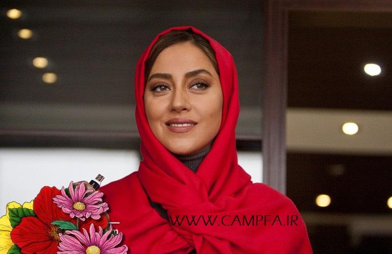 388 انتخاب بهاره کیان افشار به جای آنجلینا جولی-www.campfa.ir