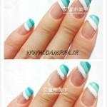 آموزش تصویری 10 مدل لاک ناخن جدید
