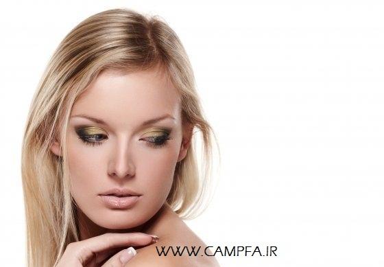 جدیدترین مدل آرایش صورت 2013 | www.campfa.ir