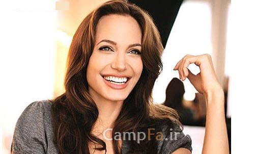 آنجلینا جولی از دنیای بازیگری خداحافظی خواهد کرد|www.campfa.ir