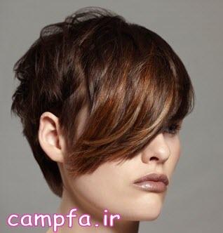 رنگ مو زنانه و دخترانه 2013