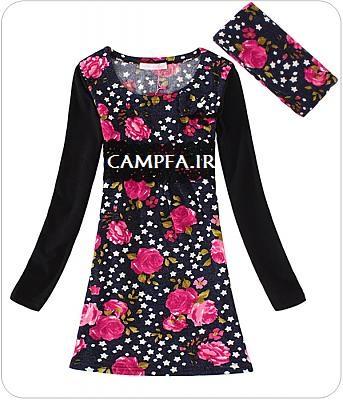 راهنمای انتخاب رنگ لباس مناسب پوست www.campfa.ir