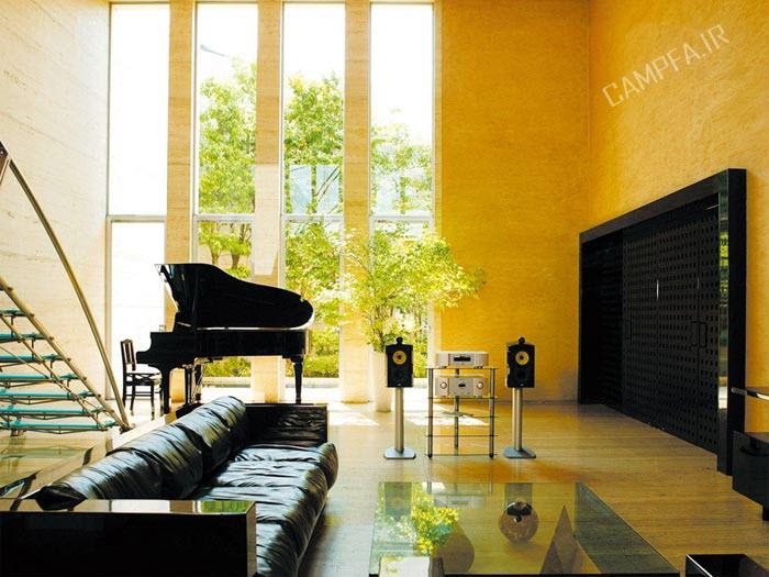 دکوراسیون داخلی منزل - www.campfa.ir