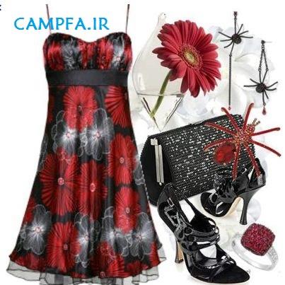 ست لباس مجلسی جدید سال 2013 www.campfa.ir