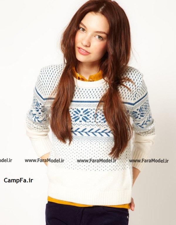 مدل پلیور زنانه 2013 | www.campfa.ir