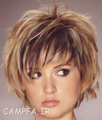 campfa.ir مدل مو و رنگ مو جدید دخترانه 92
