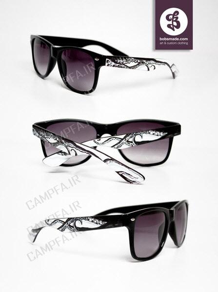 مدل های عینک آفتابی دخترانه 2013 - www.campfa.ir