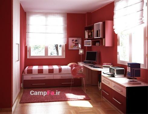 مدل دکوراسیون اتاق کودک جدید | www.campfa.ir