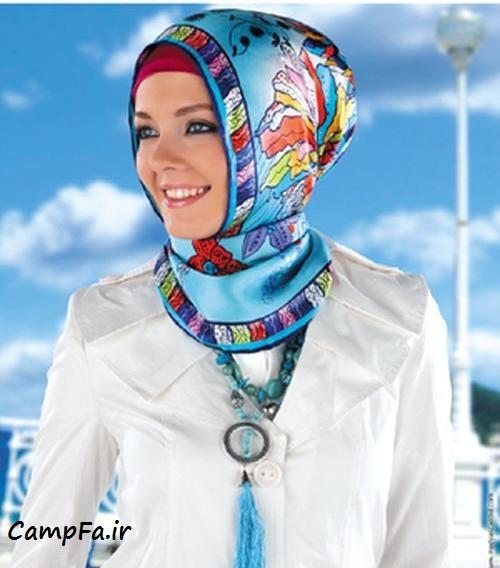 مدل روسری های ترکی 2013 | www.campfa.ir