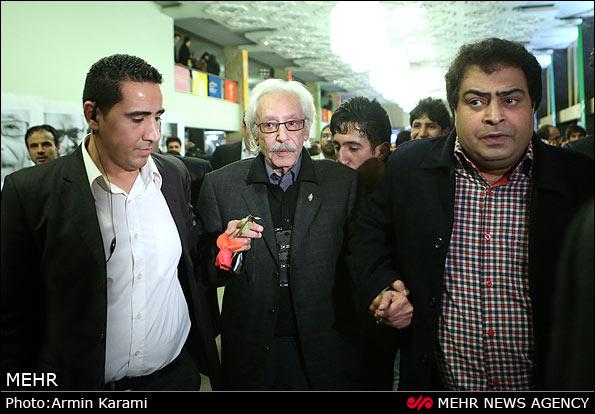 عکس های افتتاحیه سی و یکمین جشنواره فیلم فجر - www.campfa.ir