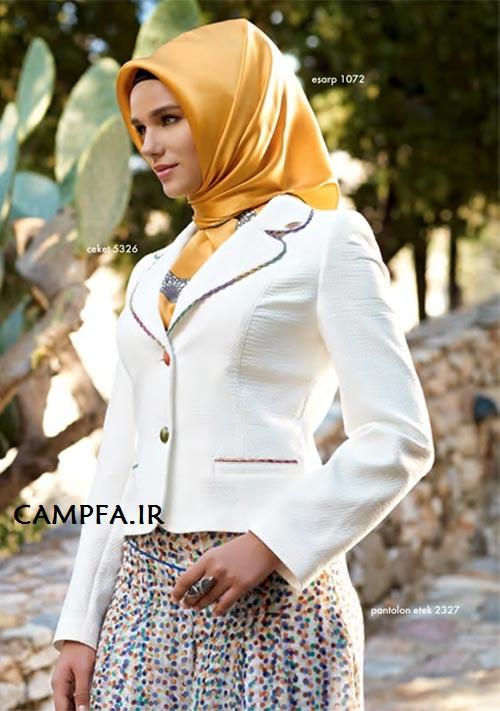 campfa.ir مدل مانتو وروسری های باحجاب اسلامی
