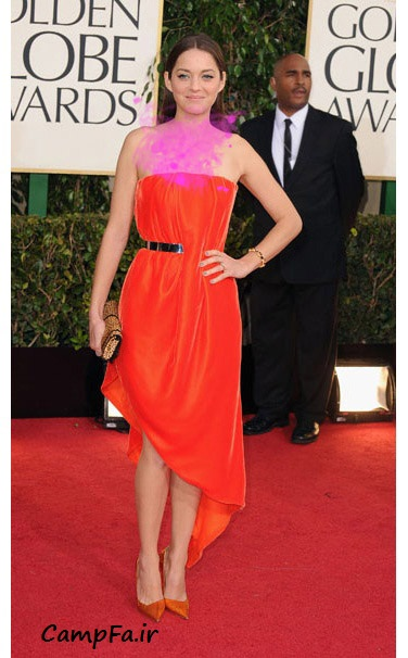 ۱۰ لباس برتر مراسم گلدن گلوب -www.campfa.ir ۲۰۱۳