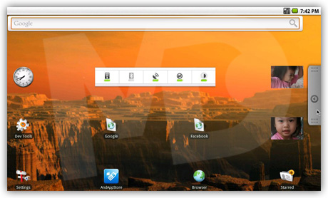 دانلود سیستم عامل اندروید Android OS v2.2 R2
