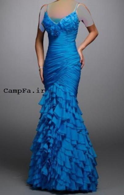 زیباترین مدل های لباس مجلسی 2013 | www.campfa.ir