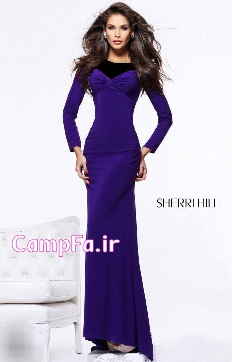 مدل لباس شب 2014, لباس شب بلند , لباس مجلسی , CampFa.ir