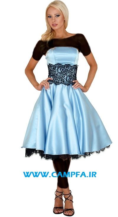 مدل لباس مجلسی دخترانه 2013 | www.campfa.ir