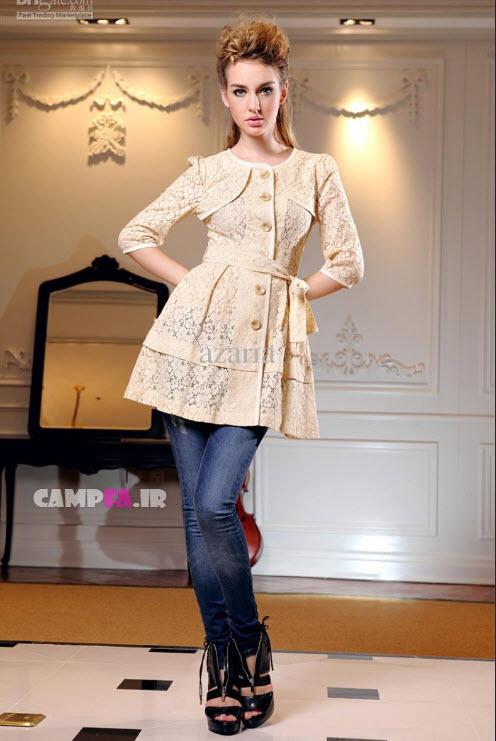 لباس مجلسی جدید دخترانه 2013| www.campfa.ir