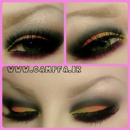 سایه چشم,مدل ابرو,مدل آرایش چشم