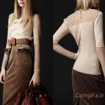 مدل های جدید بافت زنانه و دخترانه ۲۰۱۳