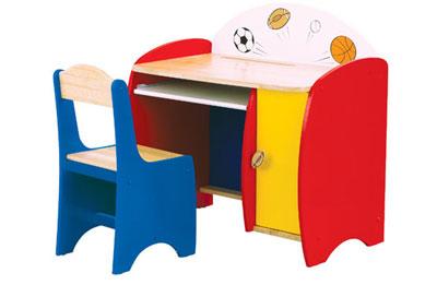 مدل های میز تحریر کودک