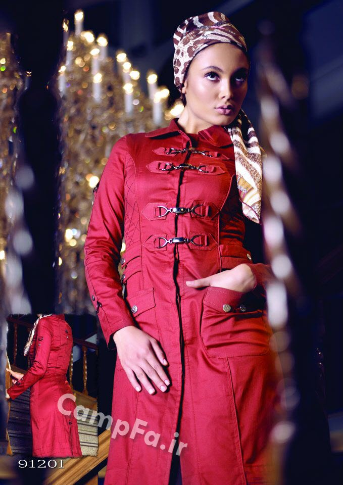 مدل مانتو قرمز,مدل مانتو اسپورت 2014,مدل مانتو اریکا 93 ,مدل مانتو دانشجویی