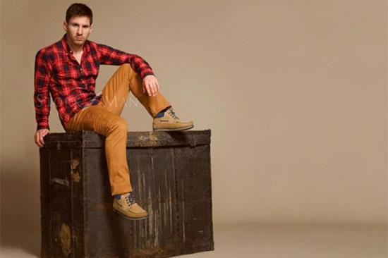 مسی هم مدل لباس شد ! +عکس www.campfa.ir
