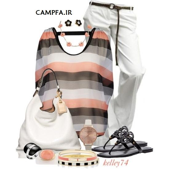 ست لباس تابستونی جدید 92 (سری دوم) www.campfa.ir
